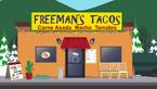 弗里曼卷饼店