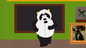 Sexual Harassment Panda