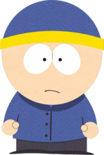 Boy with blue cap