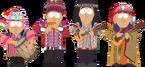 秘鲁排箫乐队