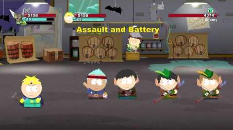 South Park The Stick of Truth Giggling Donkey Gameplay North America