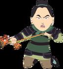 Fictional-characters-mulan