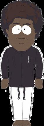 Afro-ninja