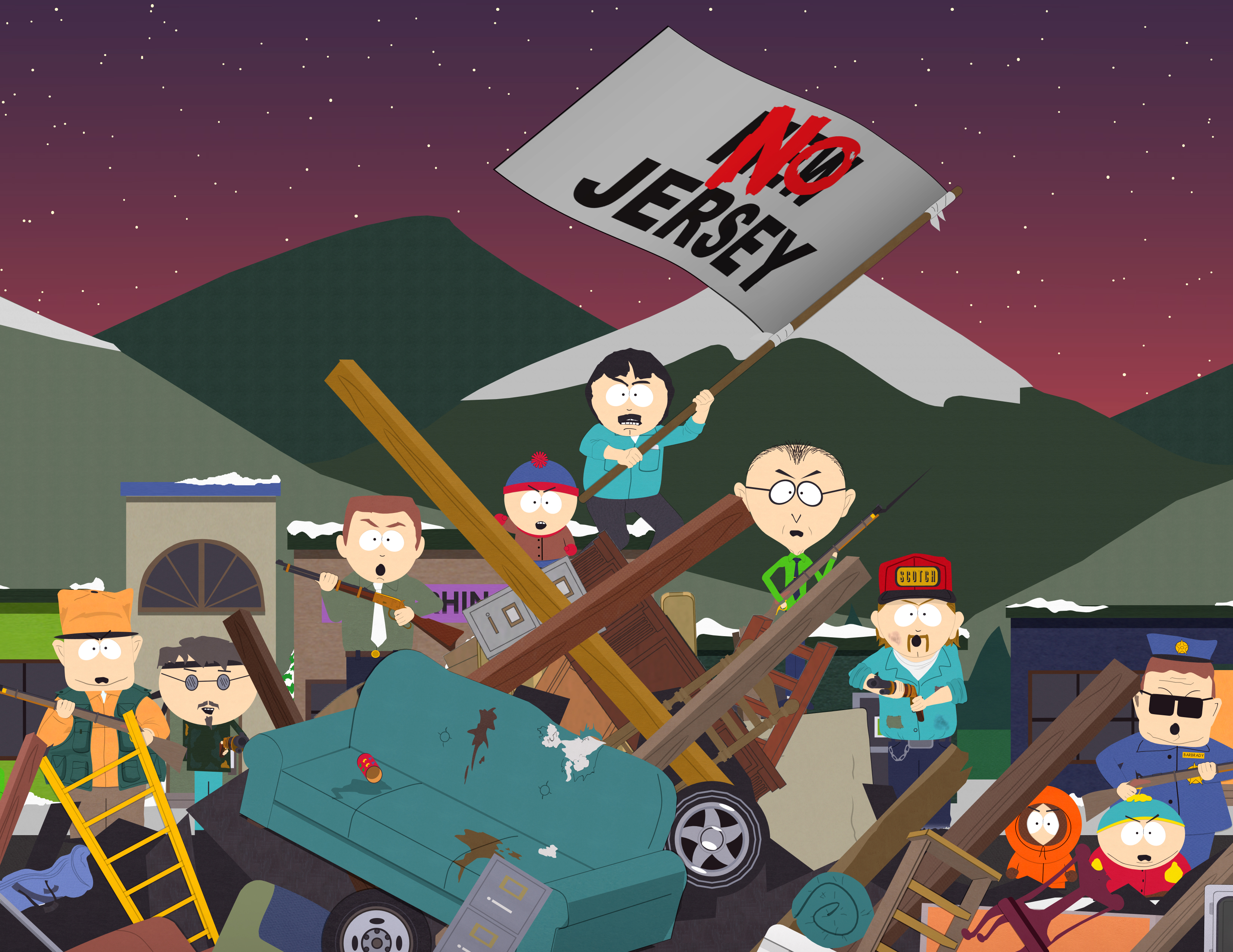 south park new jersey map It S A Jersey Thing South Park Archives Fandom
