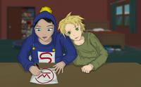 Tweek and Craig; Super My Heart