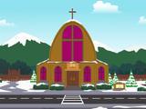 南方公园教堂