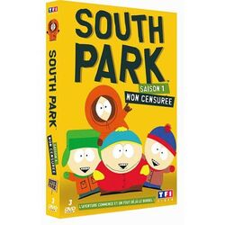 DVD de South Park saison 1