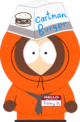 Cartman Burger Kenny
