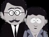 阿洛伊斯和克拉拉·希特勒