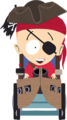 Pirate Ship Timmy