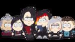 Vampire-kids
