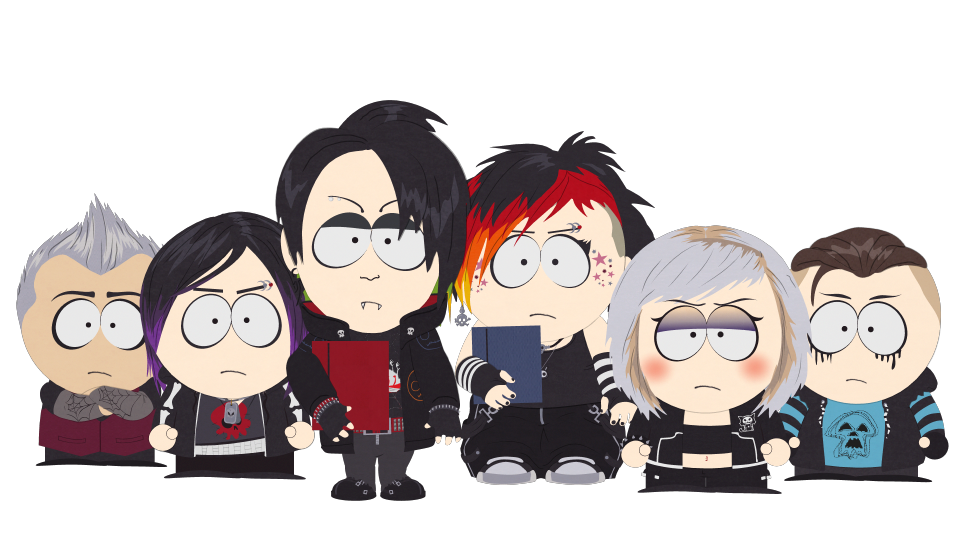 south park vampire society - Vampire Pictures For Kids