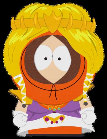 Принцесса Кенни