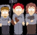 《美国警察》节目组