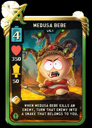 Medusa Bebe level1