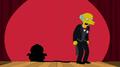 The Simpsons - Eric Cartman's silhouette