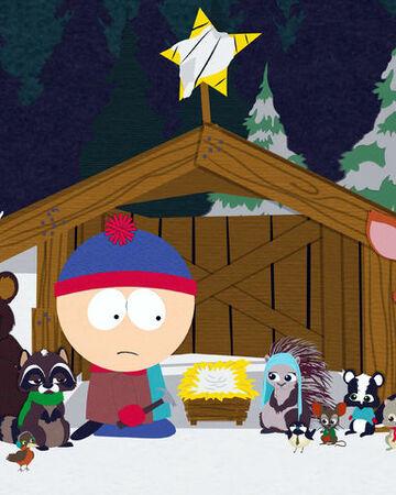 Alla Ricerca Della Stella Di Natale Wiki.Il Natale Degli Animaletti Del Bosco South Park Wiki Fandom