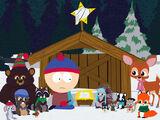 Il Natale degli animaletti del bosco