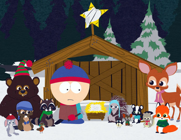 Auguri Di Natale Wikipedia.Il Natale Degli Animaletti Del Bosco South Park Wiki Fandom