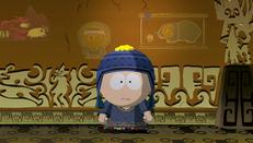 克雷格在印加神庙中