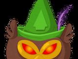 森林猫头鹰