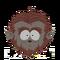 Icon item eqp halfwolf head