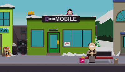 Dmobile store outside8
