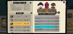 Challenge Rank