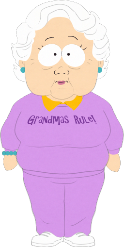 Grandma Stotch South Park Archives Fandom Powered By Wikia