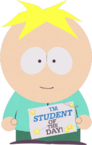 Butters-student-of-the-day