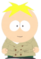 Jacket butters