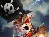 海盗船提米