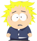 Tweek-suit