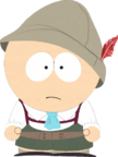 Butters-danish-costume