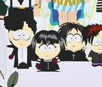 Goth kids intro
