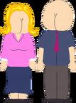 史蒂芬和玛莎·汤普森