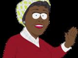 杰迈玛阿姨