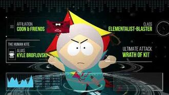South Park The Fractured But Whole Meet The Human Kite