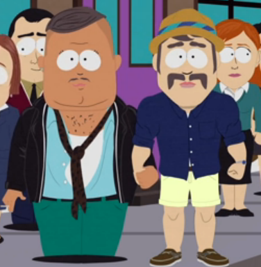 South park big gay