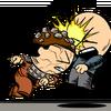 Brick ragingbull