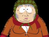 弗拉德契克奶奶