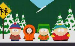 South Park przystanek