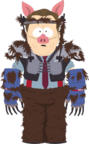 Al-gore-manbearpig-costume