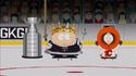 Los Angeles Kings cartman