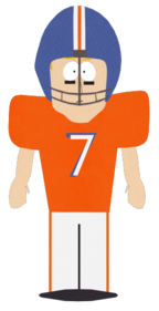 John Elway South Park Archives Fandom Powered By Wikia