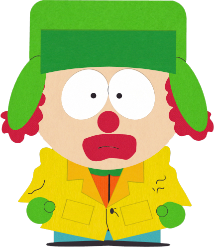 dad9da0fe3e Halloween-costumes-clown-kyle.png Sc 1 St South Park Archives - Fandom.  image number 1 of eric cartman halloween costume ...