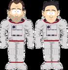美国宇航局航天员