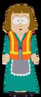 Mrs. Tweak Amazon Worker