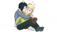 Tweek and Craig; Reaching for Love