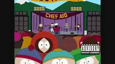 South Park - Chef - No Substitute